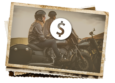 Get financed at Brenny's Motorcycle Clinic