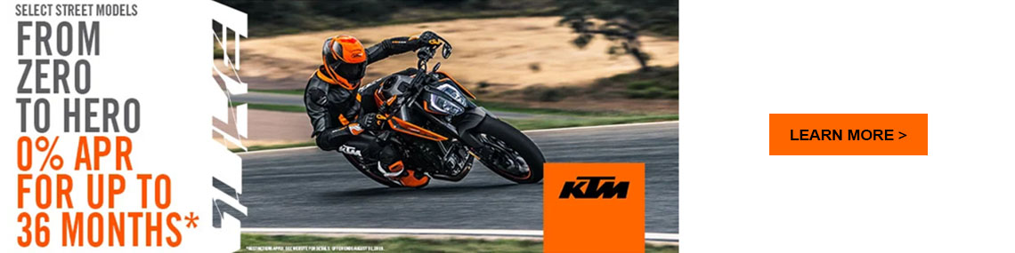 KTM From Zero to Hero Promotion at Nishna Valley Cycle