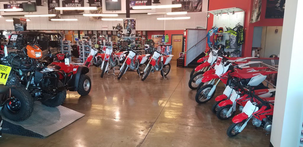 Service Department at Kent Powersports Austin