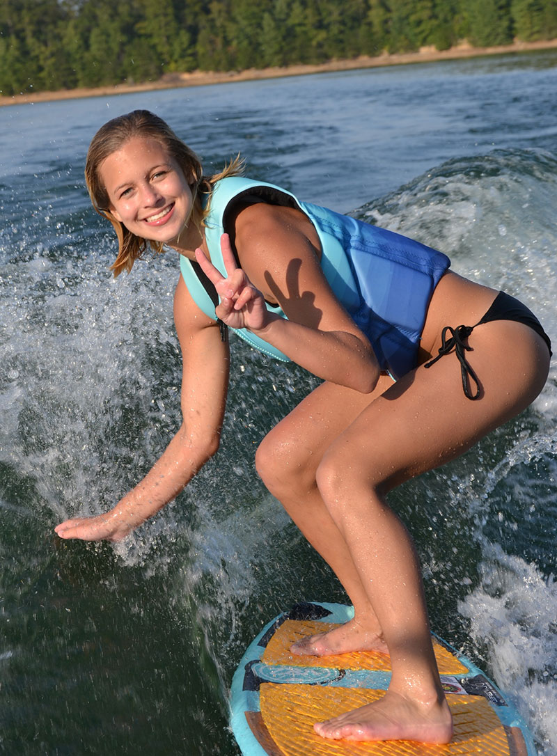Wakeboard Wednesdays at Fort Fremont Marine