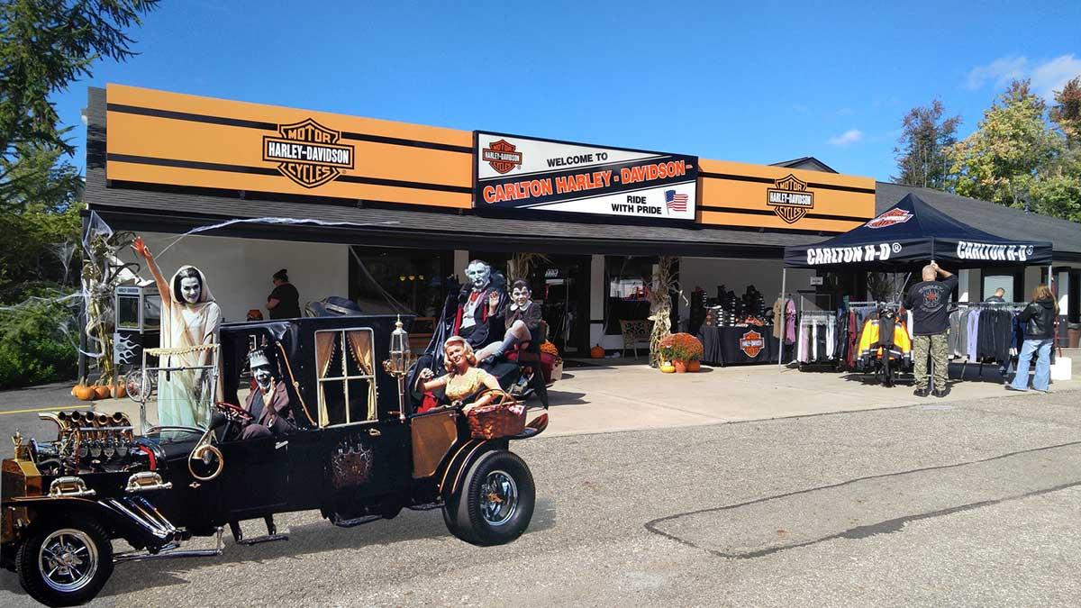 About Carlton Harley-Davidson