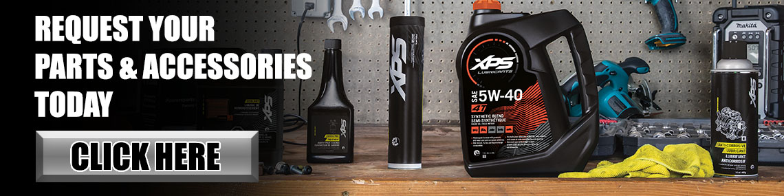 Request Your Parts & Accessories at Star City Motorsports