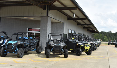 R/T Powersports dealership
