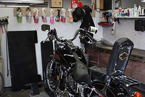 Pick-Up and Delivery Services at Great River Harley-Davidson