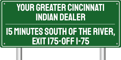 Your greater Cincinnati Indian Dealer