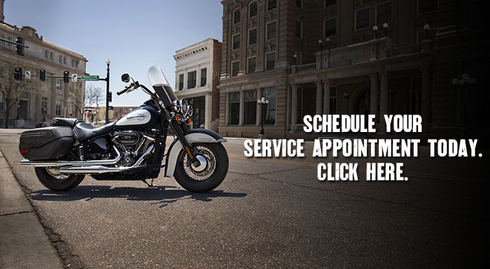 Schedule Your Next Service Appointment with Wolverine Harley-Davidson
