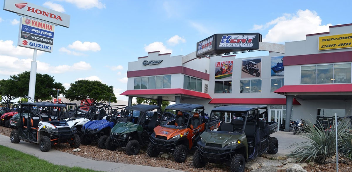 Kent Powersports in Selma, Texas