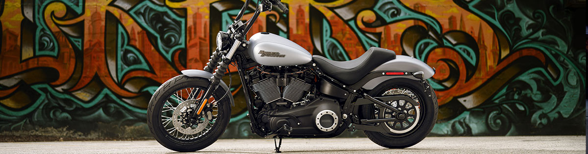 Apply for financing at Lima Harley-Davidson