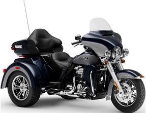 New & Used Harley-Davidson Trikes