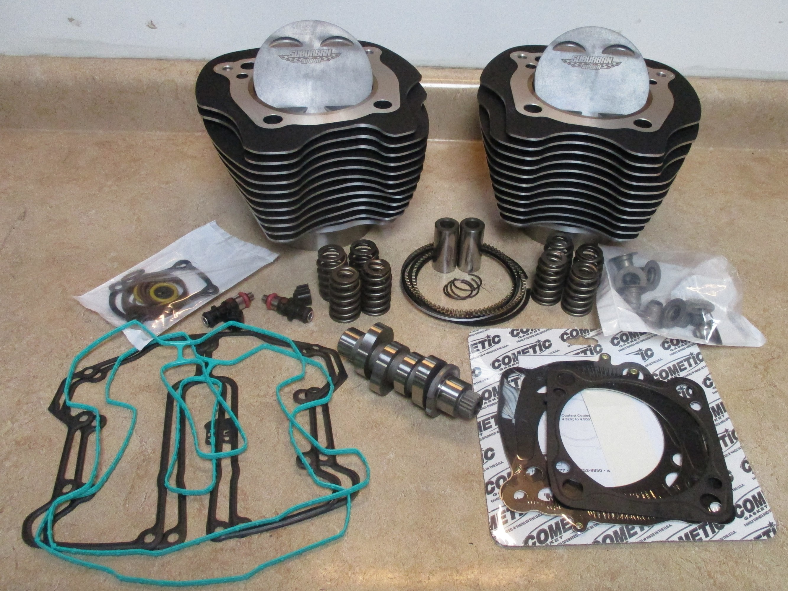 Harley-Davidson Milwaukee Eight Performance Kit