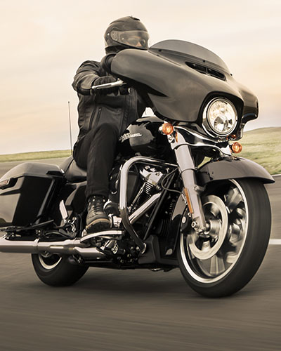 Harley-Davidson Touring Motorcycles