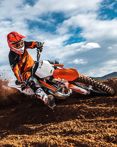 Ride Center USA Dirt Bike Inventory