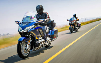 Pre-Owned Tourers
