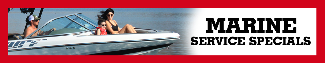 Youngblood Powersports Marine Service Offers