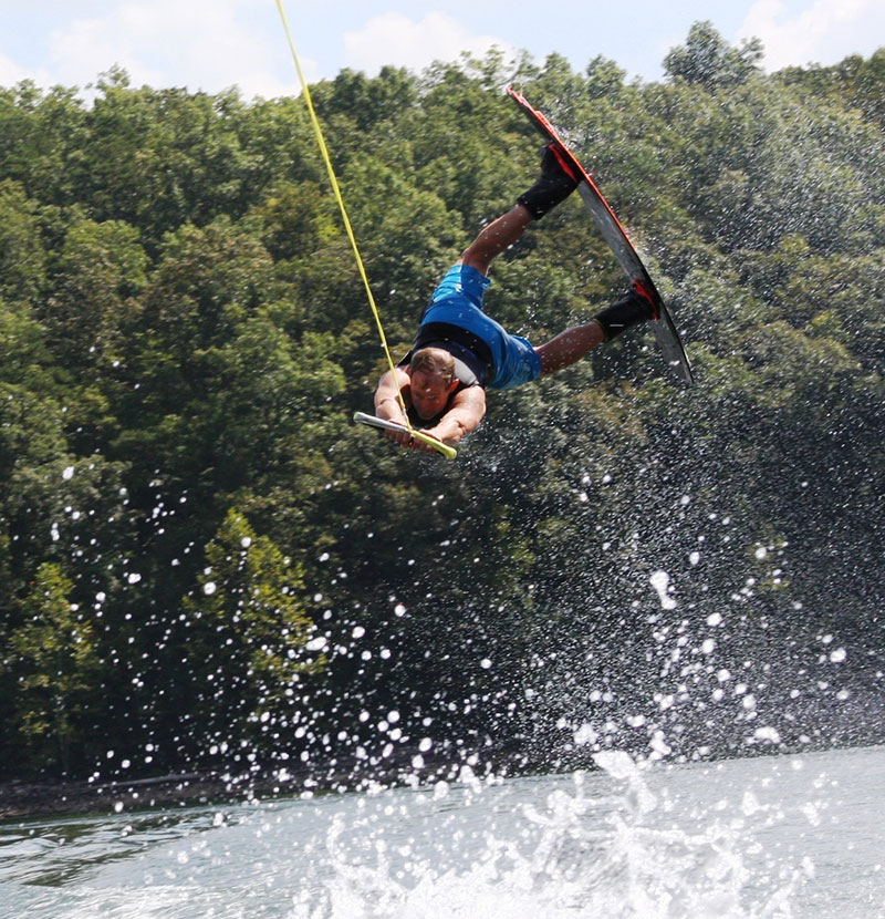 Wakeboard Wednesdays at Fort Fremont Marine