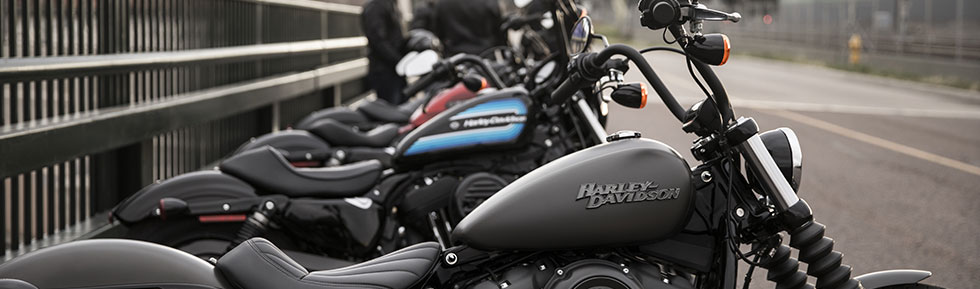 Newsletter Sign-Up at Calumet Harley-Davidson