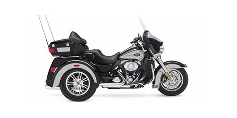 2013 Harley-Davidson Trike Tri Glide Ultra Classic at Thornton's Motorcycle - Versailles, IN