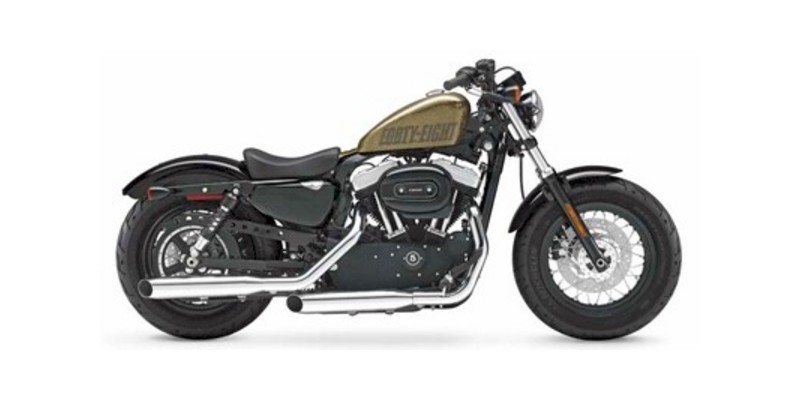 2013 Harley-Davidson Sportster Forty-Eight at Star City Motor Sports