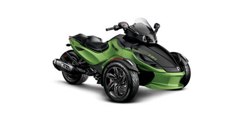 2013 Can-Am™ Spyder RS-S at Rod's Ride On Powersports, La Crosse, WI 54601