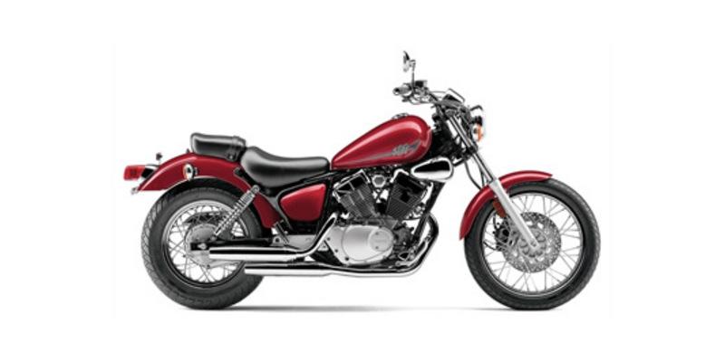 2014 Yamaha V Star 250 at Ride Center USA