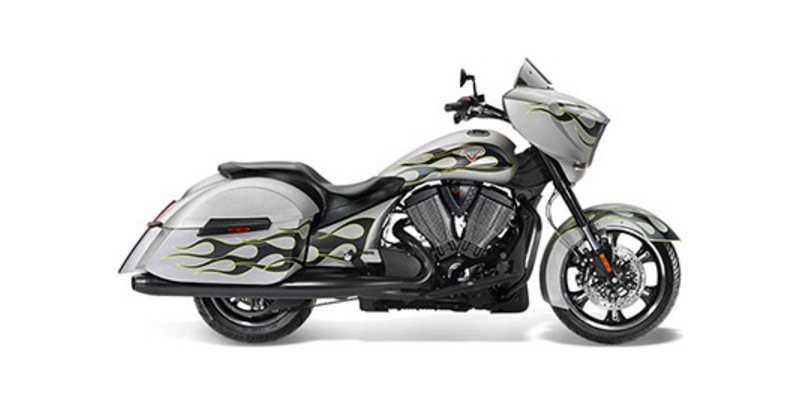 2014 Victory Cross Country Factory Custom Paint at Aces Motorcycles - Fort Collins