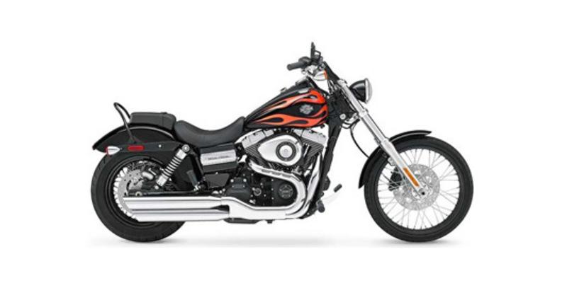 2014 Harley-Davidson Dyna Wide Glide at #1 Cycle Center Harley-Davidson