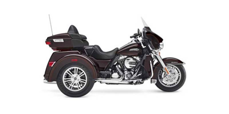 2014 Harley-Davidson Trike Tri Glide Ultra at #1 Cycle Center Harley-Davidson