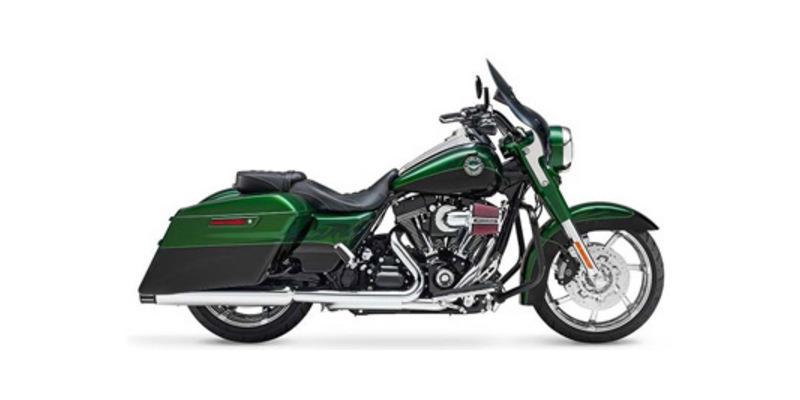 2014 Harley-Davidson Road King CVO at Loess Hills Harley-Davidson