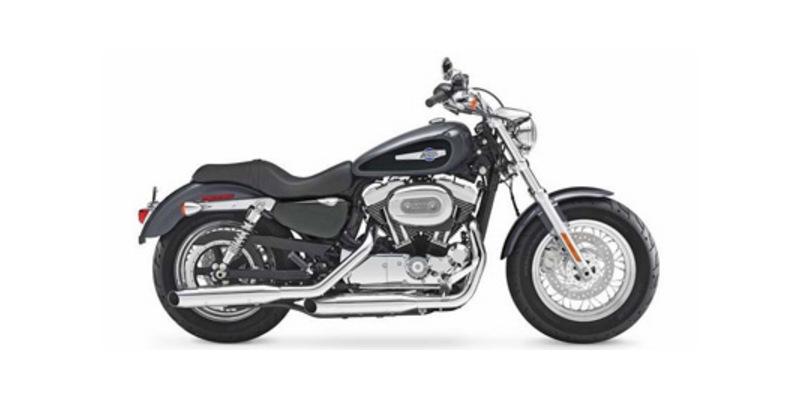 2014 Harley-Davidson Sportster 1200 Custom at Palm Springs Harley-Davidson®