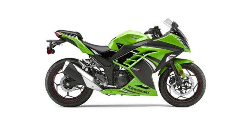 2014 Kawasaki Ninja 300 at Aces Motorcycles - Fort Collins