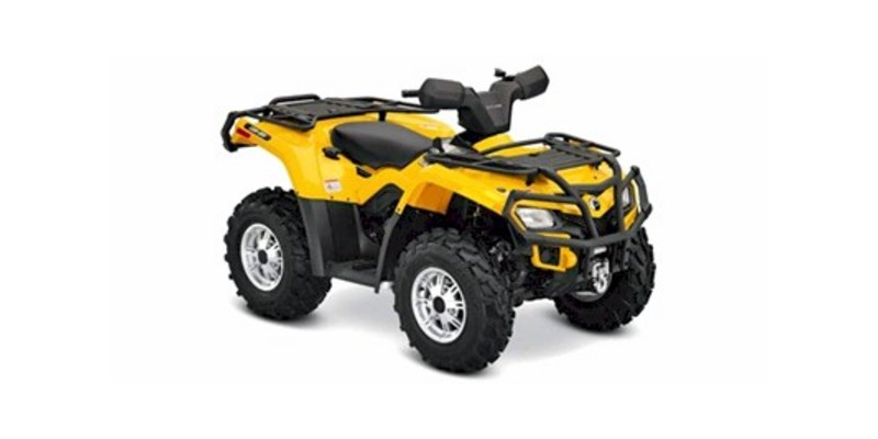 2014 Can-Am Outlander 400 XT at Thornton's Motorcycle - Versailles, IN