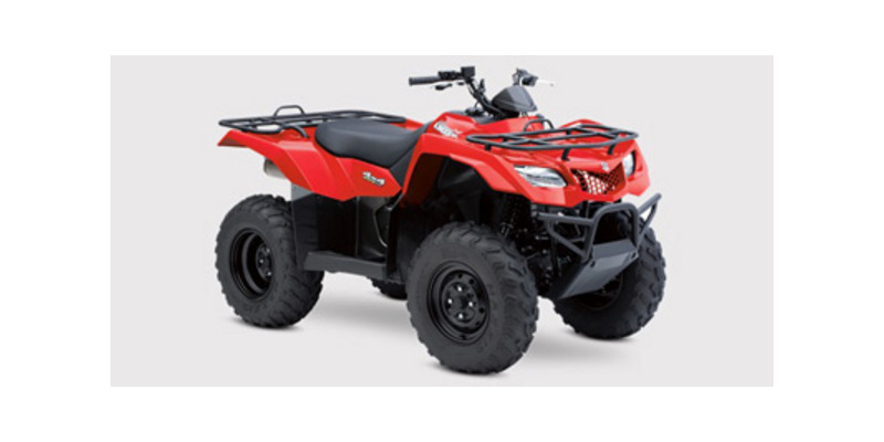 2015 Suzuki KingQuad 400 ASi at Pete's Cycle Co., Severna Park, MD 21146
