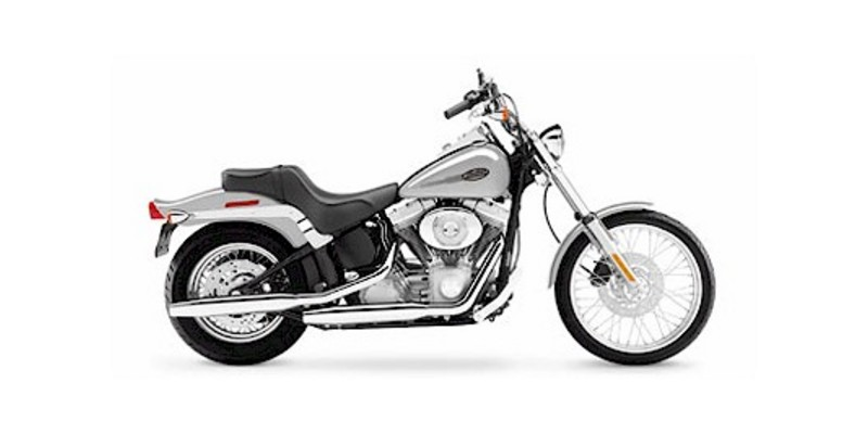 2005 Harley-Davidson Softail Standard at Legacy Harley-Davidson