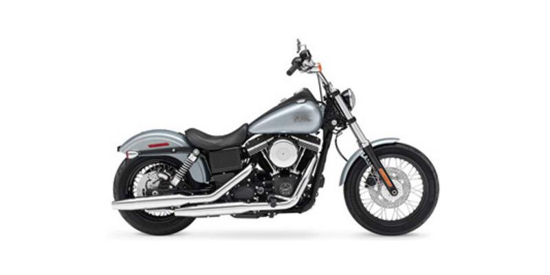 2015 Harley-Davidson Dyna Street Bob at Speedway Harley-Davidson