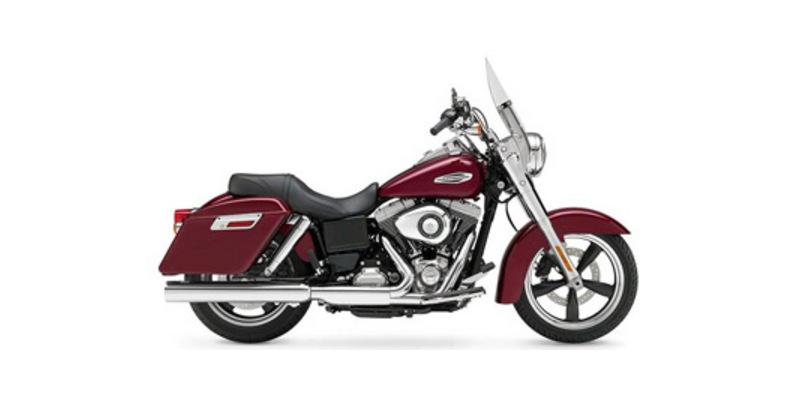 2015 Harley-Davidson Dyna Switchback at Wolverine Harley-Davidson