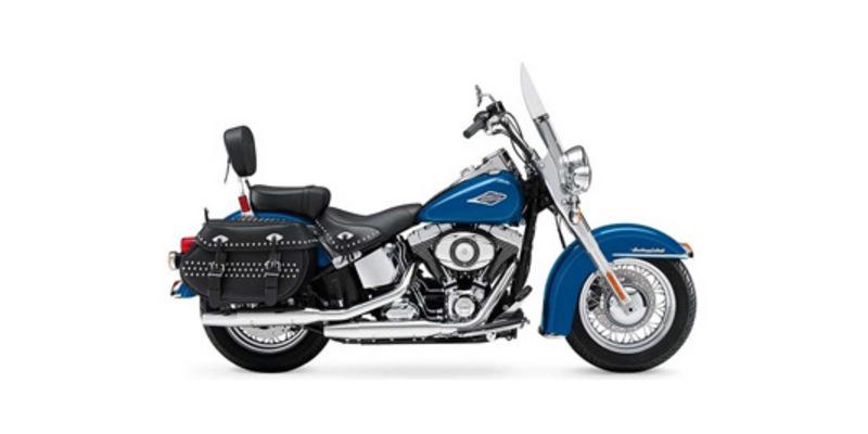 2015 Harley-Davidson Softail Heritage Softail Classic at Palm Springs Harley-Davidson®