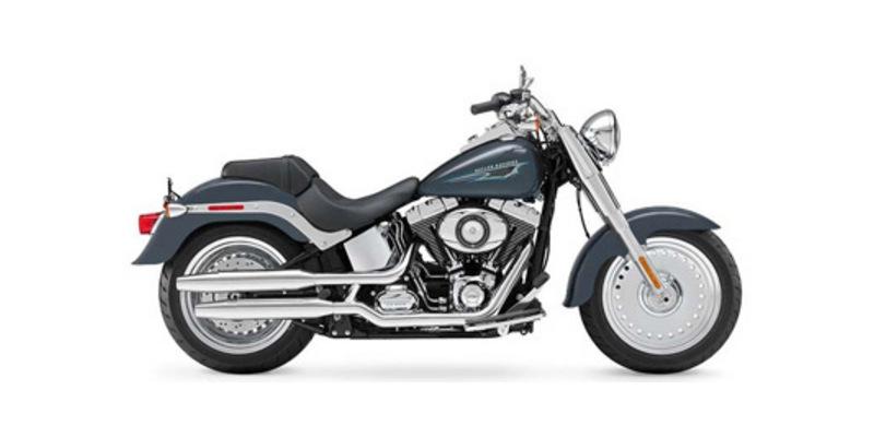 2015 Harley-Davidson Softail Fat Boy at Destination Harley-Davidson®, Tacoma, WA 98424