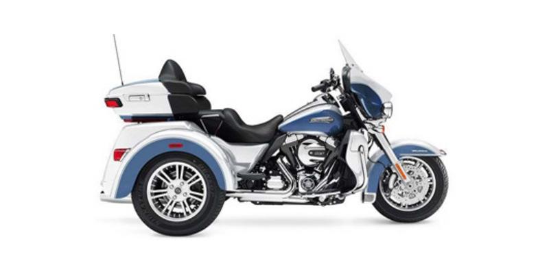 2015 Harley-Davidson Trike Tri Glide Ultra at High Plains Harley-Davidson, Clovis, NM 88101