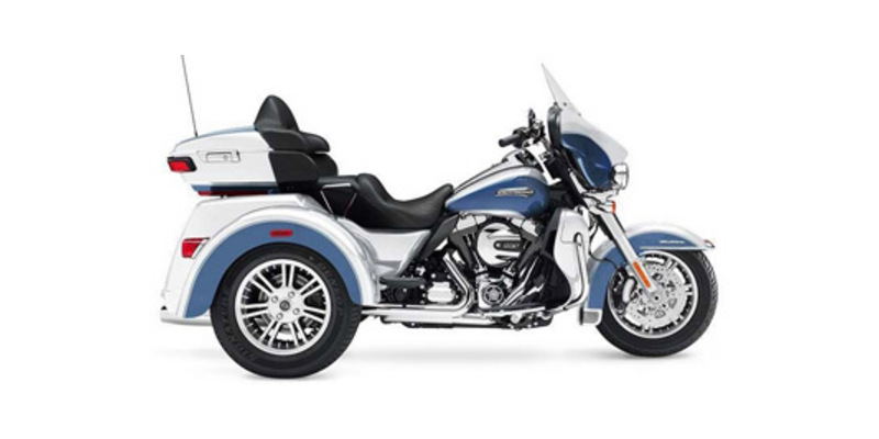 2015 Harley-Davidson Trike Tri Glide Ultra at Twisted Cycles