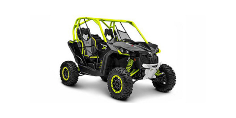 2015 Can-Am Maverick 1000 X ds TURBO at Thornton's Motorcycle - Versailles, IN