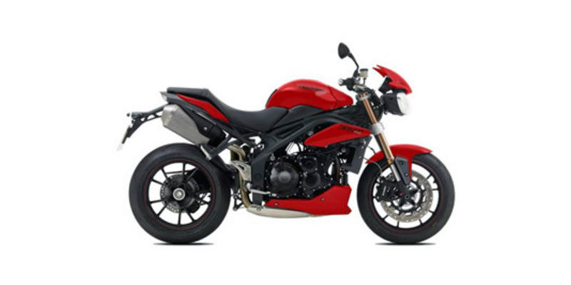 2015 Triumph Speed Triple ABS at Southwest Cycle, Cape Coral, FL 33909