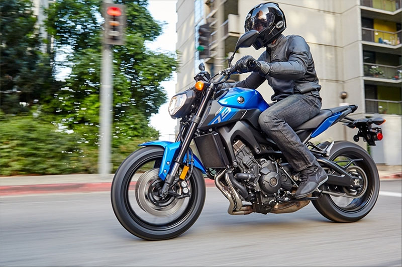 2016 Yamaha FZ 09 at Lynnwood Motoplex, Lynnwood, WA 98037