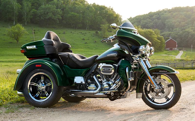 2016 Harley-Davidson Trike Tri Glide Ultra at Legacy Harley-Davidson