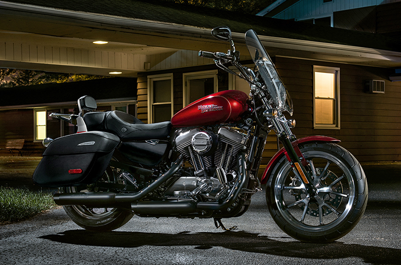 2016 Harley-Davidson Sportster SuperLow 1200T at Thornton's Motorcycle - Versailles, IN