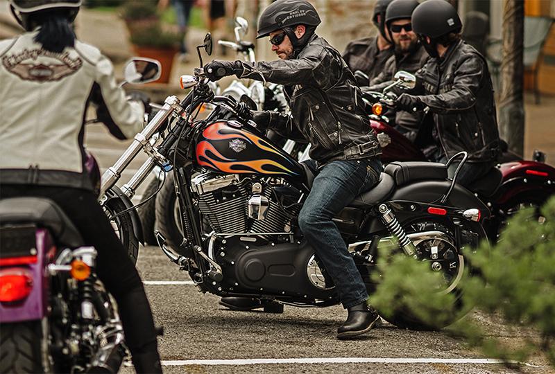 2016 Harley-Davidson Dyna Wide Glide at #1 Cycle Center Harley-Davidson