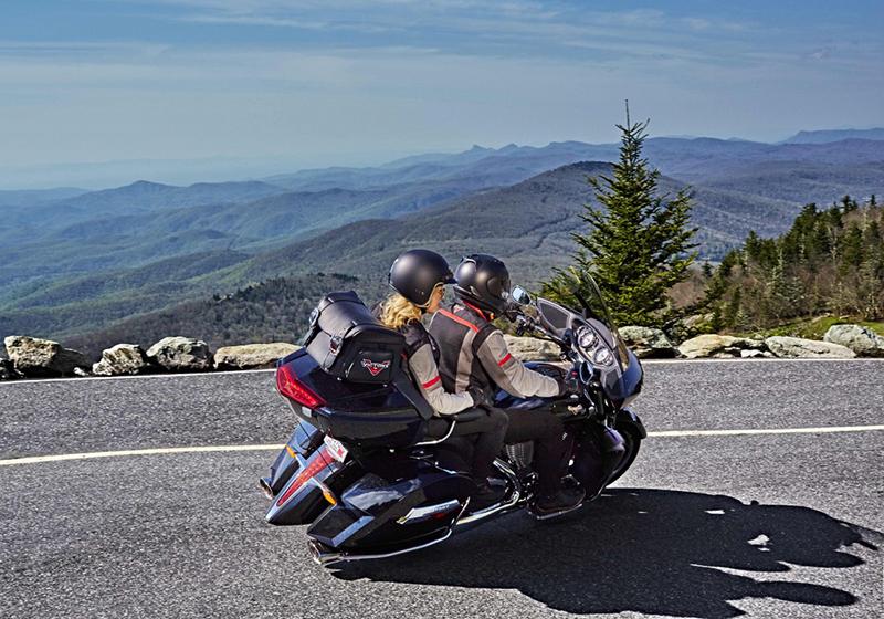 2016 Victory Cross Country Tour Base at Hot Rod Harley-Davidson