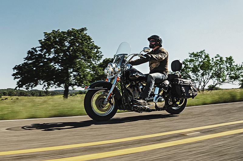 2016 Harley-Davidson Softail Heritage Softail Classic at Loess Hills Harley-Davidson