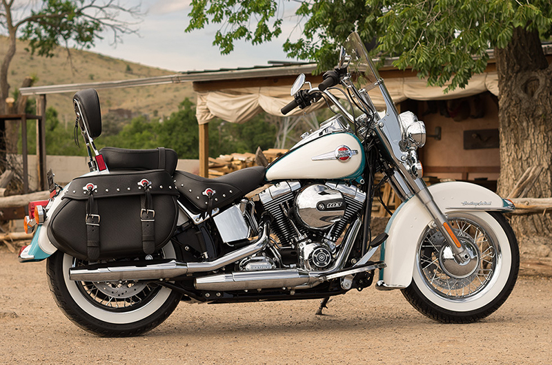 2016 Harley-Davidson Softail Heritage Softail Classic at Harley-Davidson of Fort Wayne, Fort Wayne, IN 46804