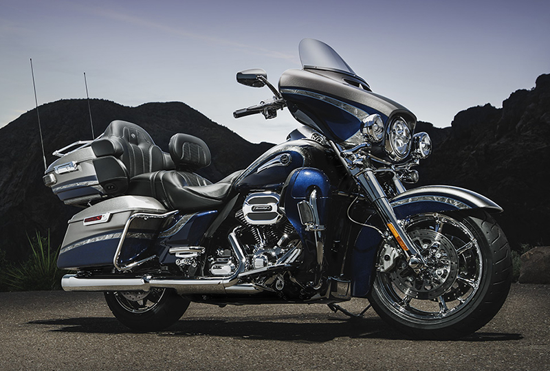 2016 Harley-Davidson Electra Glide CVO Limited at High Plains Harley-Davidson, Clovis, NM 88101