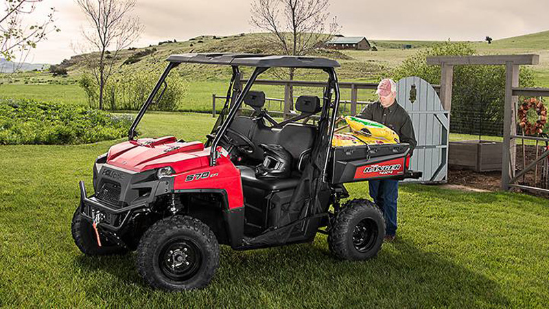 2016 Polaris Ranger 570 Full-Size at Waukon Power Sports, Waukon, IA 52172